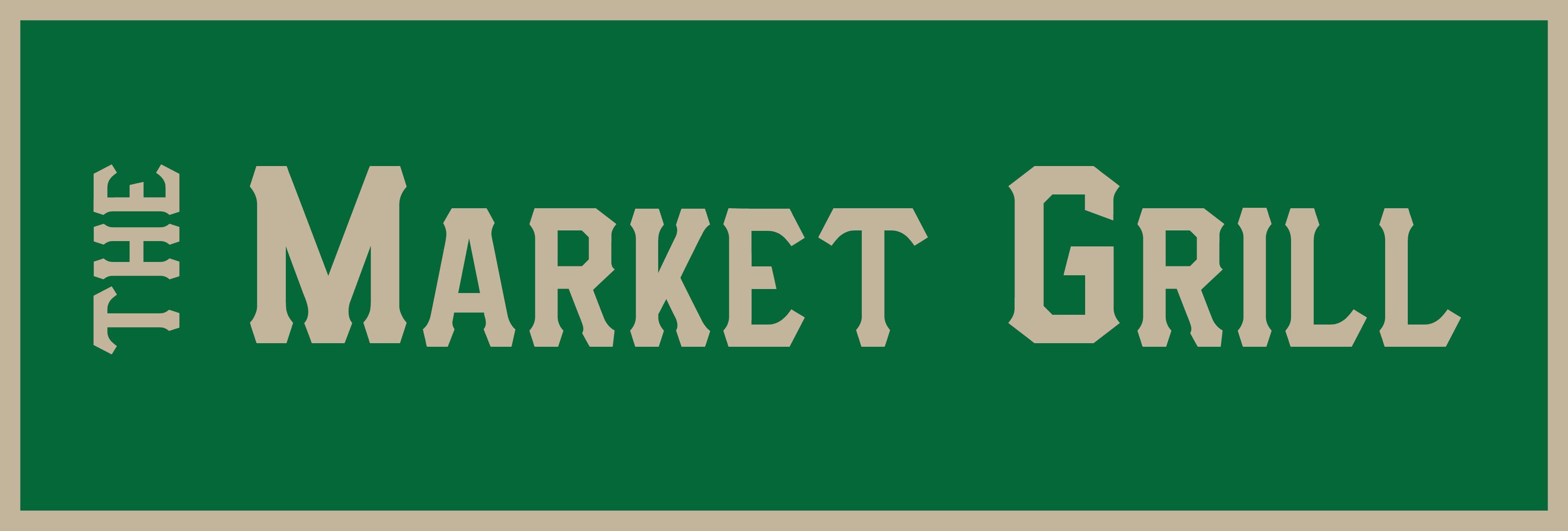 Market Grill Menu