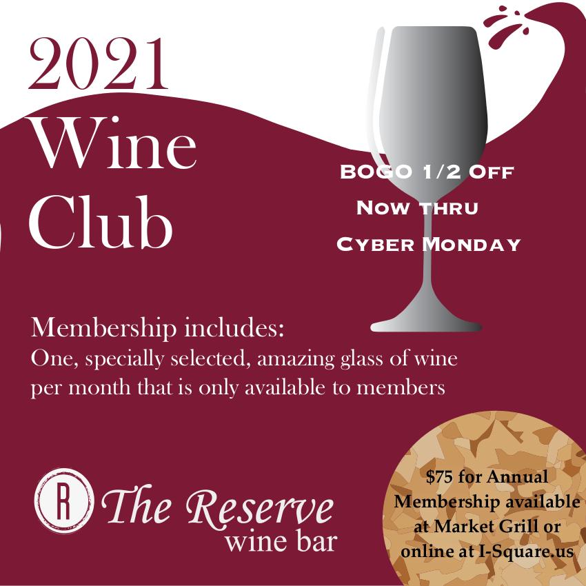 2021 Wine Club