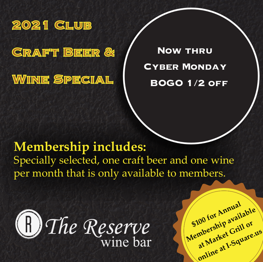 2021 Craft Beer AND Wine Club
